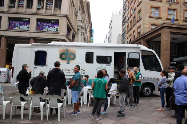 DEFENSORIA ITINERANTE